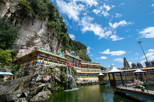 Kuala Lumpur Stadt und Batu Caves Tour