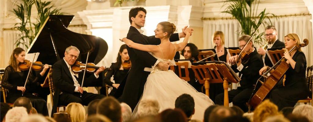 Entradas para concerto de Strauss e Mozart no Kursalon Vienna