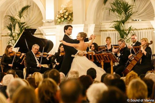Strauss and Mozart concert at Kursalon Vienna