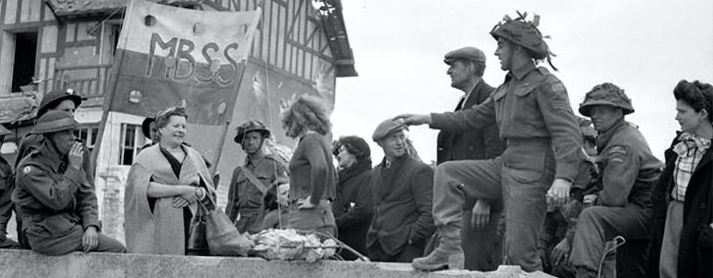 Kanada D-Day Strände private geführte Tour von Le Havre