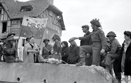 Canada D-Day beaches private guided tour from Le Havre