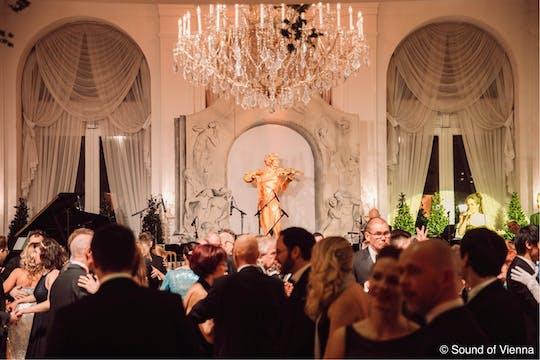 Ballo di Johann Strauss al Kursalon di Vienna