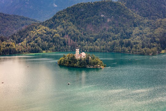 Summer escape to Lake Bled