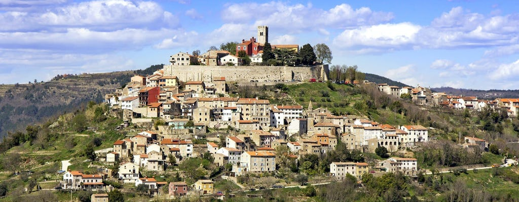 Motovun and Flavours of Istria