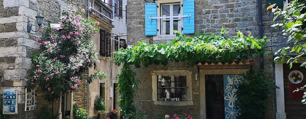 Istrian Hilltop Villages Tour