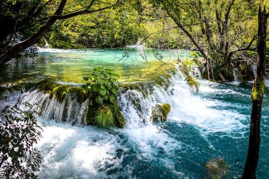 Natural wonders of Plitvice Lakes