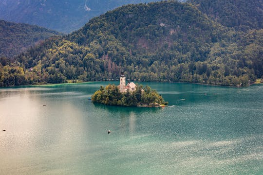 Zomervlucht naar het Meer van Bled