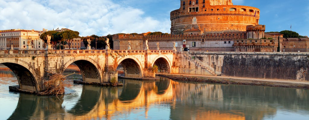 Castel Sant'Angelo and St. Peter's Basilica walking tour