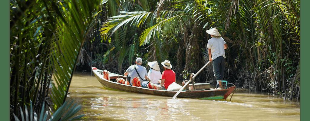 Mekong-riviercruise vanuit Ho Chi Minh-stad