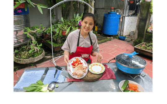 Traditioneller vietnamesischer Online-Kochkurs