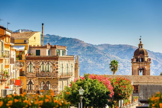 Giardini Naxos, Taormina and Castelmola half-day tour