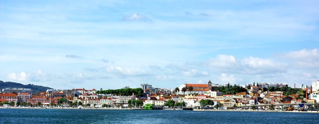 Sado river and Atlantic Ocean private sailing tour