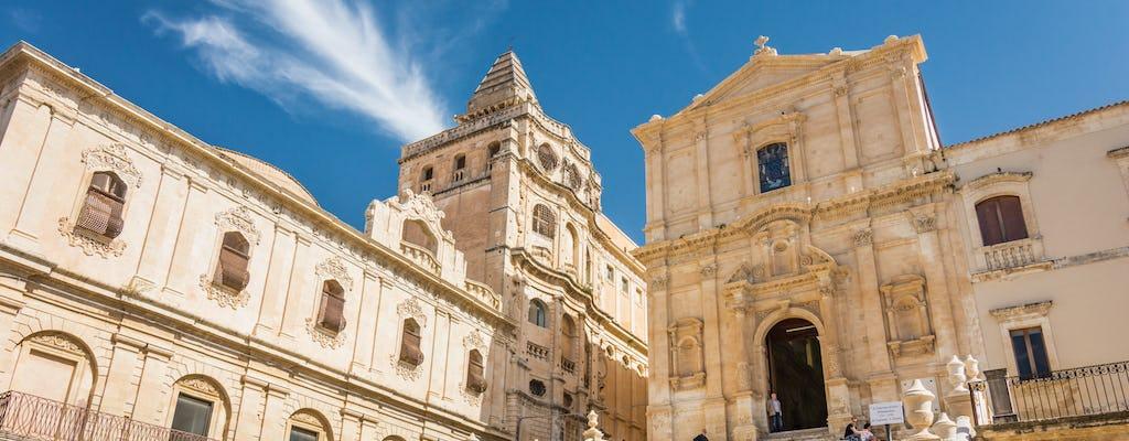 Tour de Siracusa, Ortigia y Noto desde Catania