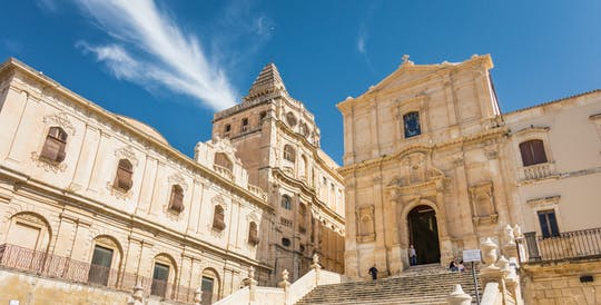 Syracuse, Ortygia and Noto tour from Catania
