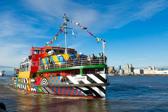 Mersey River explorer cruise Liverpool