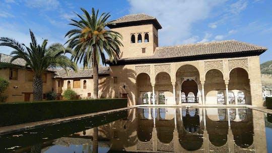 Tour privato del sistema idraulico dell'Alhambra