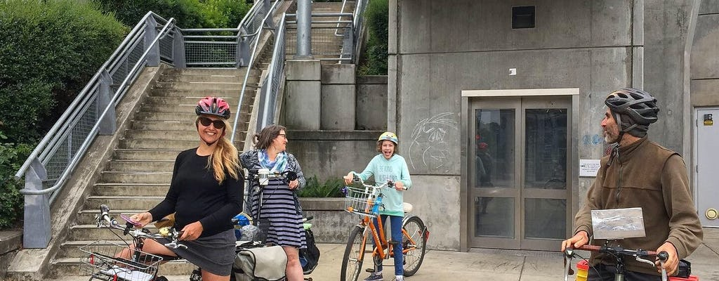 Portland bike and craft beer tour