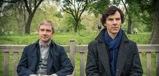 Sherlock: o jogo oficial ao ar livre em Bristol