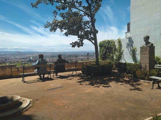 Lorca and Falla in the Alhambra private tour