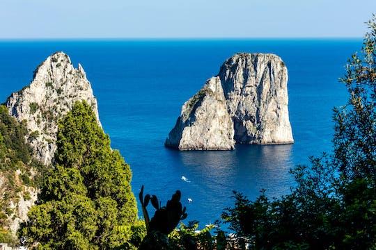 Capri & Anacapri Tour