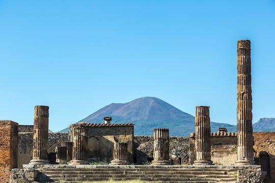Pompeji und Vesuv Tour