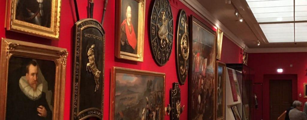 Tour particular pelo centro histórico de Cracóvia com ingresso para o Museu Czartoryski