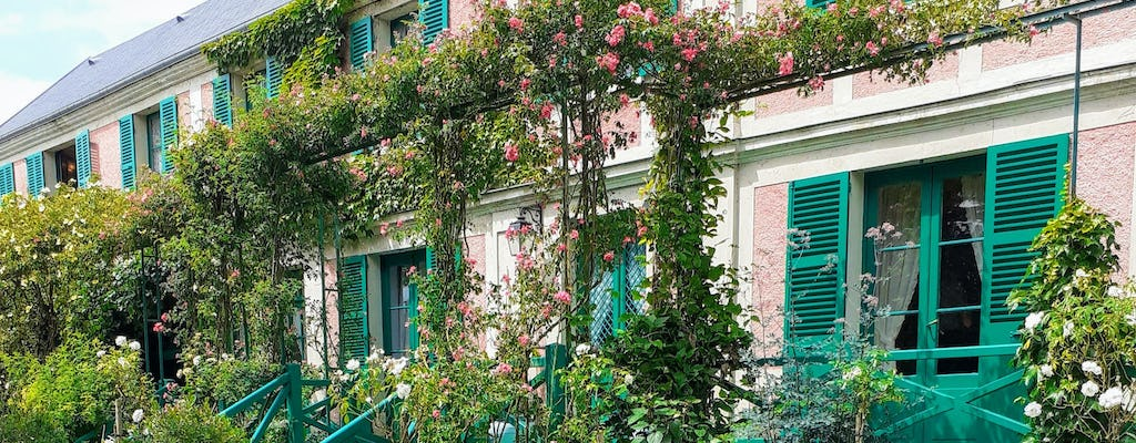 Private full-day tour of Giverny and Rouen from Le Havre