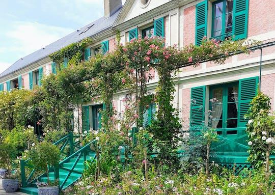 Tour privado de día completo de Giverny y Rouen desde Le Havre