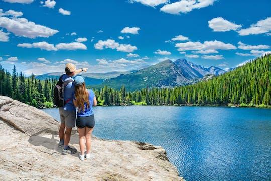 Visite du parc national des montagnes Rocheuses au départ de Denver