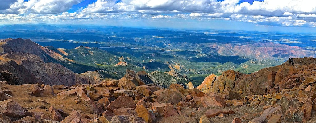 Pikes Peak and Garden of the Gods tour from Denver