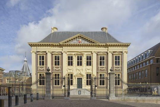 Boleto de entrada a Mauritshuis