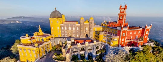 Sintra, Cabo da Roca, Cascais and Estoril private tour