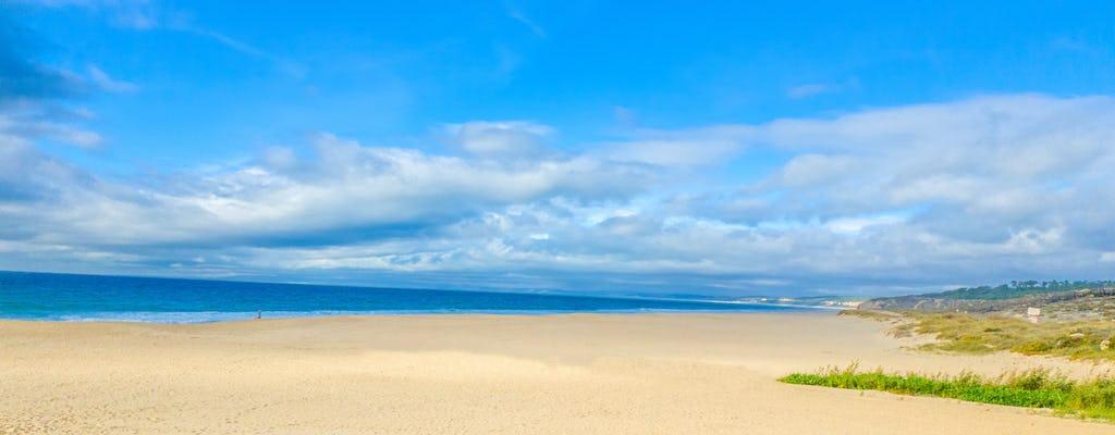 Cabo Espichel, praia do Meco e passeio privado pela costa sul de Lisboa