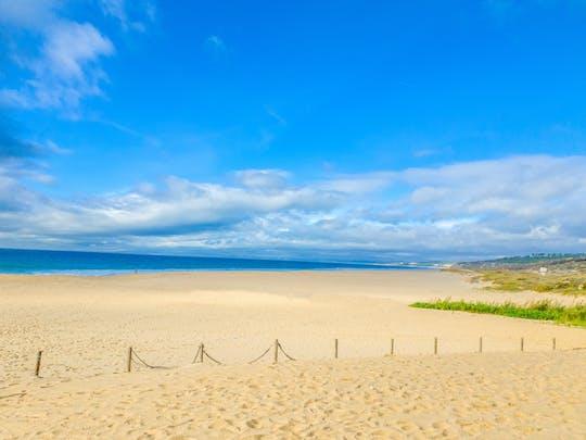 Capo Espichel, spiaggia di Meco e tour privato della costa meridionale di Lisbona