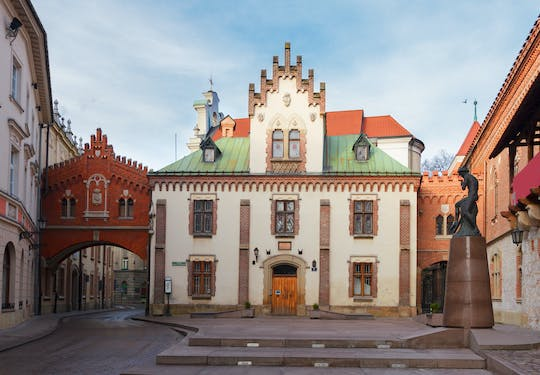 Krakow Old Town highlights and Czartoryski Museum private tour