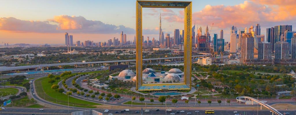 Билеты в Дубай с полудневным туром по Дубаю из Шарджи