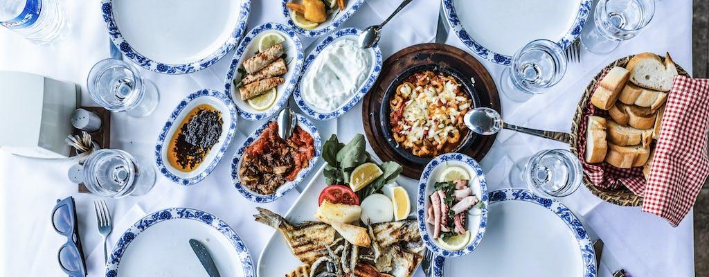 Tour gastronomico privato e personalizzato di Istanbul con una guida locale