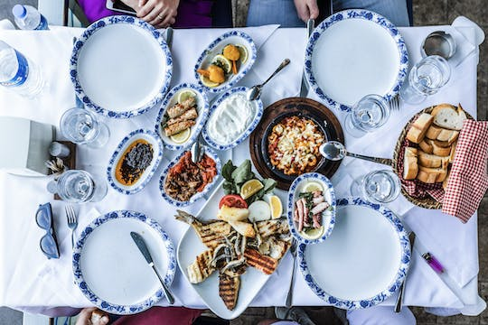 Private and personalized Istanbul food tour with a local guide