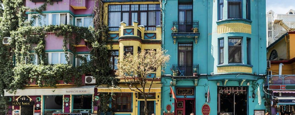 Desfrute de uma excursão personalizada de meio dia em Istambul com um morador