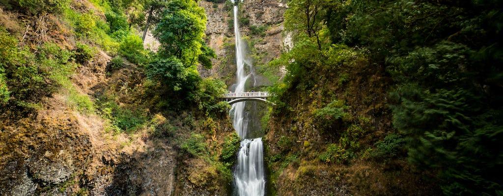 Columbia Gorge Wasserfälle Wanderung