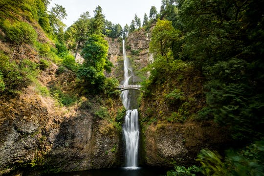 Caminhada pelas cachoeiras Columbia Gorge