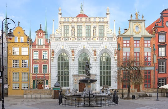 Gdansk Old Town and Arthur's Court private guided tour