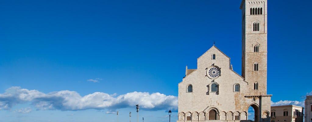 Visita guidata di Trani con una guida esperta
