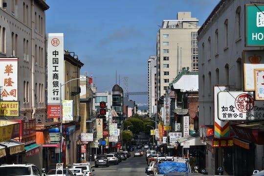 Пешеходная экскурсия по Китайскому кварталу Сан-Франциско с едой и историей
