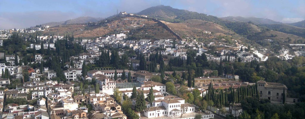 Tour privato Albaicin e Sacromonte