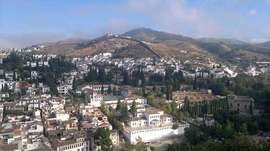 Tour privado Albaicín y Sacromonte