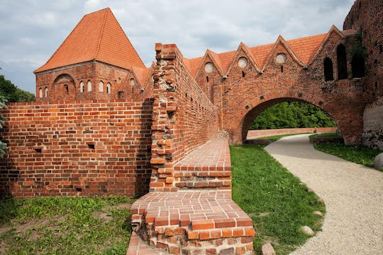 Old Town and Teutonic Castle tour with House of Nicolaus Copernicus ticket