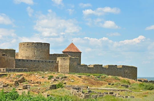 Private day tour to Akkerman Fortress from Odessa