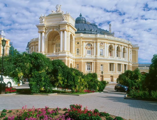 Odessa small group walking sightseeing  tour