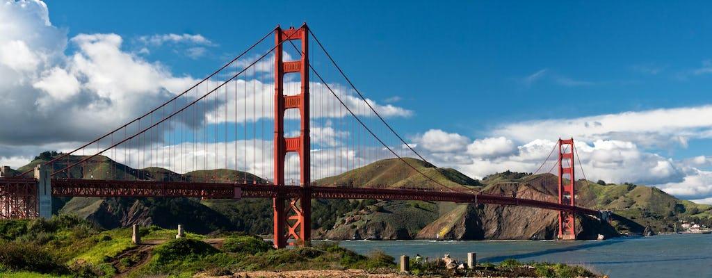 Билеты на автобусную экскурсию по Большому городу Сан-Франциско и Аквариуму залива